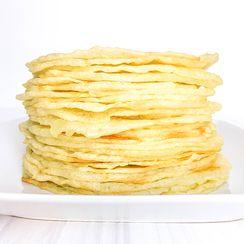 Yuca Tortillas