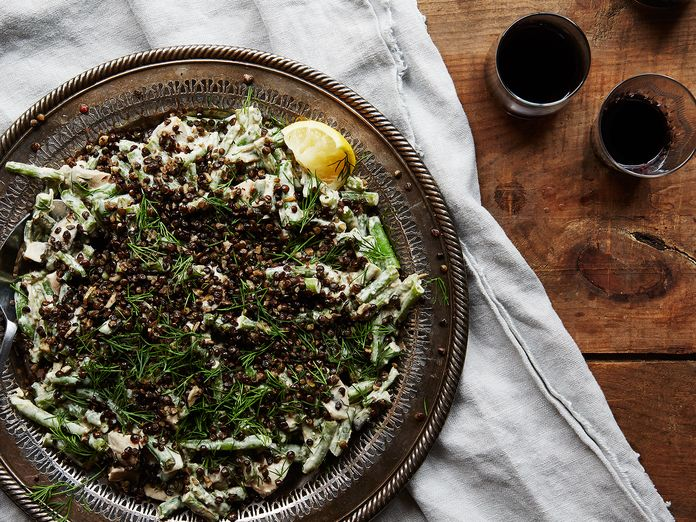 Hearty Fall Salads That Look Beyond Lettuce