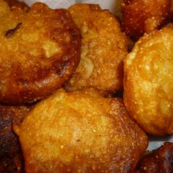 Spiced Corn Fritters