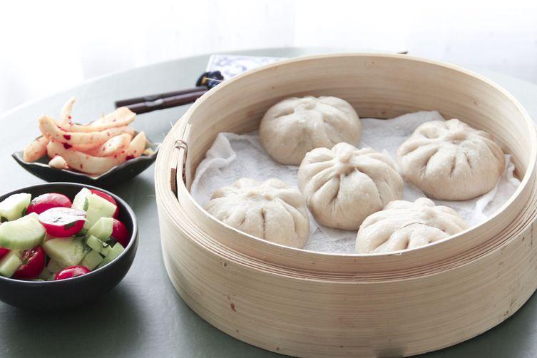 Vegetable Steamed Buns 素菜包