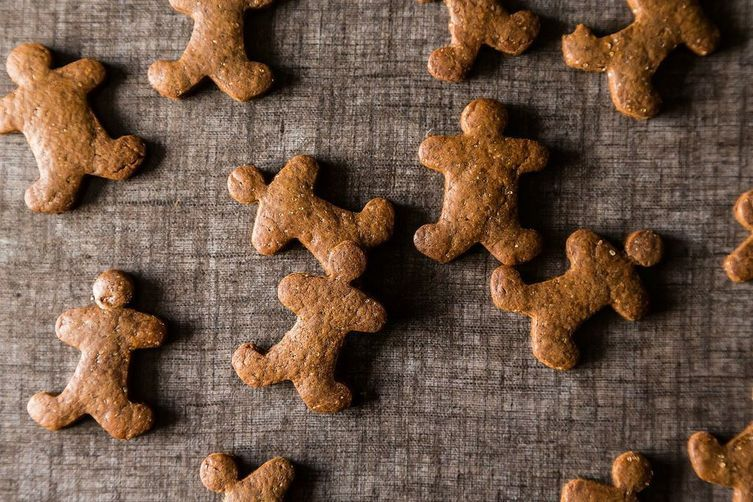 It turns out that these guys aren't the only kind of gingerbread.