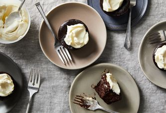 This Genius, Ridiculously Fudgy Brownie Cake Has No Butter or Oil—but How?