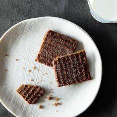 Jane's Molasses Gingerbread Cookies