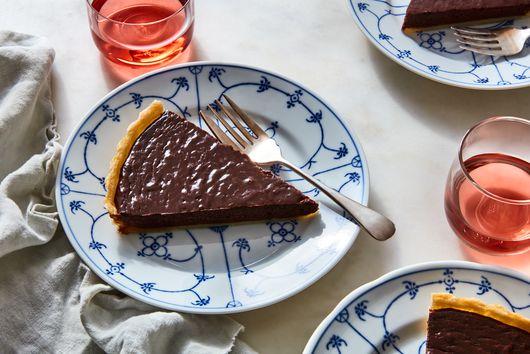 Intense Chocolate Tart