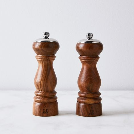 Peugeot Paris Icone Walnut Salt & Pepper Mills