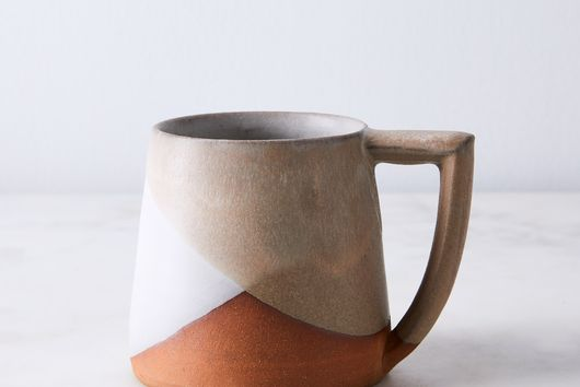 Limited Edition Handmade Mug, by The Shelter Collection