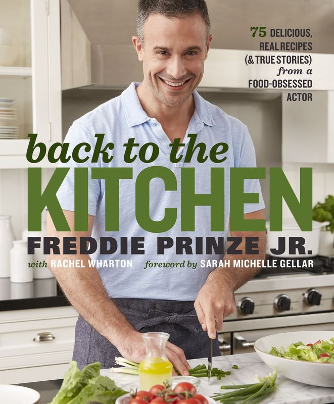 What Happens When an Ex-Teen Heartthrob Takes to the Kitchen