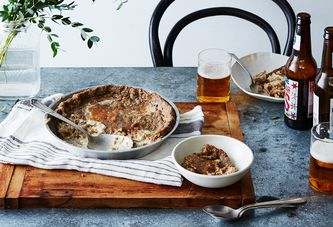 A Simply Good Oyster Pie That Tastes Like the Chesapeake