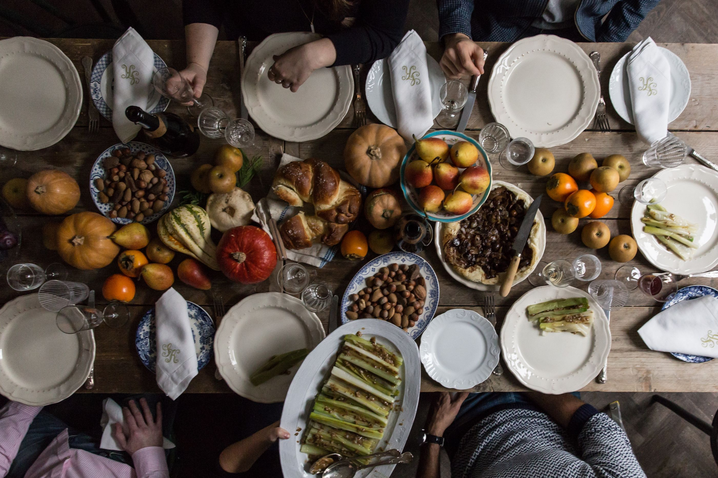 Tips For Running A Thanksgiving Potluck