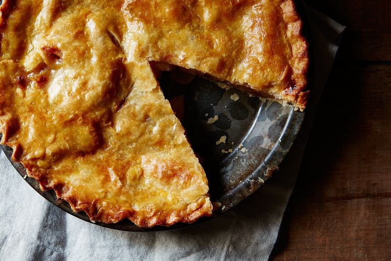 If I can make a pie that looks like this, so can you.