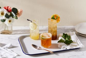 7 Bar-Worthy Spring Cocktails You Can Actually Make at Home