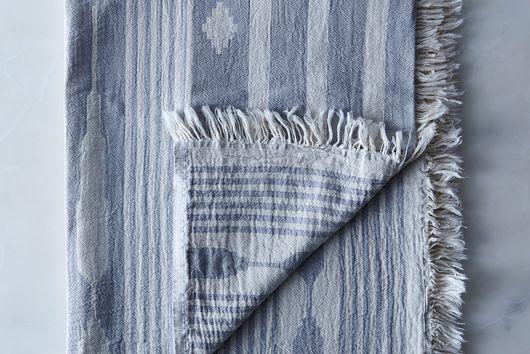 Arrow Turkish Cotton Fringe Towel