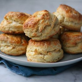 Biscuits & Scones by Vanessa Anne