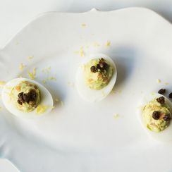 Avocado Makes This Classic Hors d'Oeuvre Devilishly Good