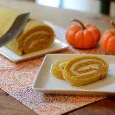 Pumpkin Roulade