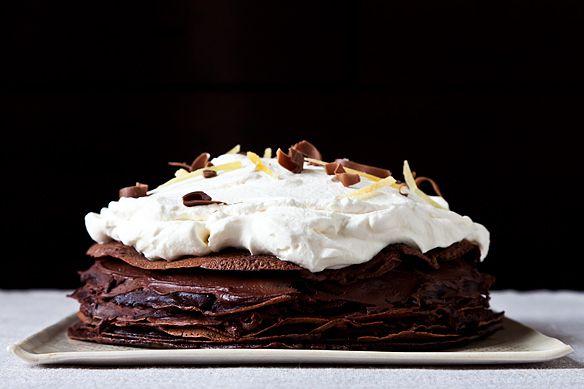 Korean Crepe Cake Recipe: Make-Ahead Whipped Cream