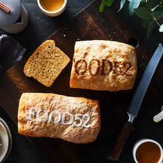 Bread Stencils Are Like Arts & Crafts All Over Again