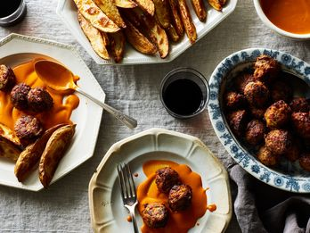 For Spicy, Saucy Chicken Meatballs, Give Them the Piri Piri Treatment