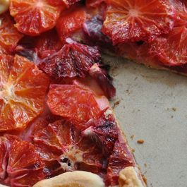 Blood Orange Crostata