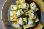 Grilled Tofu with Vietnamese-Style Dipping Sauce