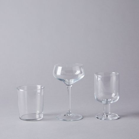 Essential Glassware Set (Set of 22)
