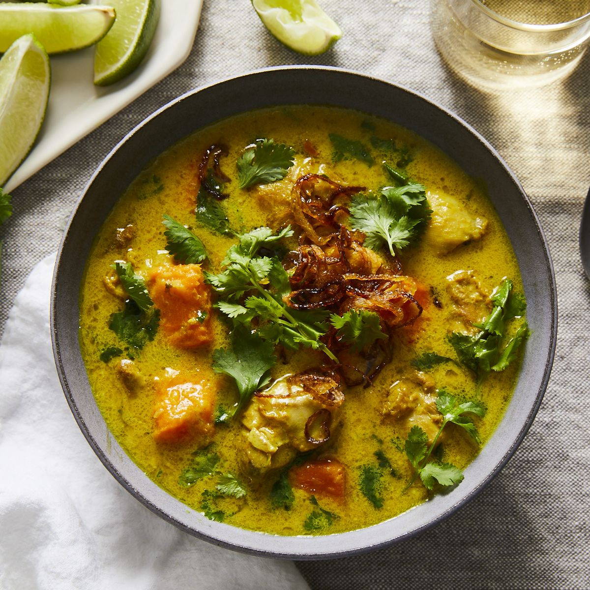 Chicken And Coconut Milk Recipes