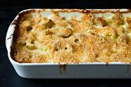 Celery and Fennel Gratin