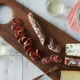 Sausage and Charcuterie by cathyonthego@yahoo.com