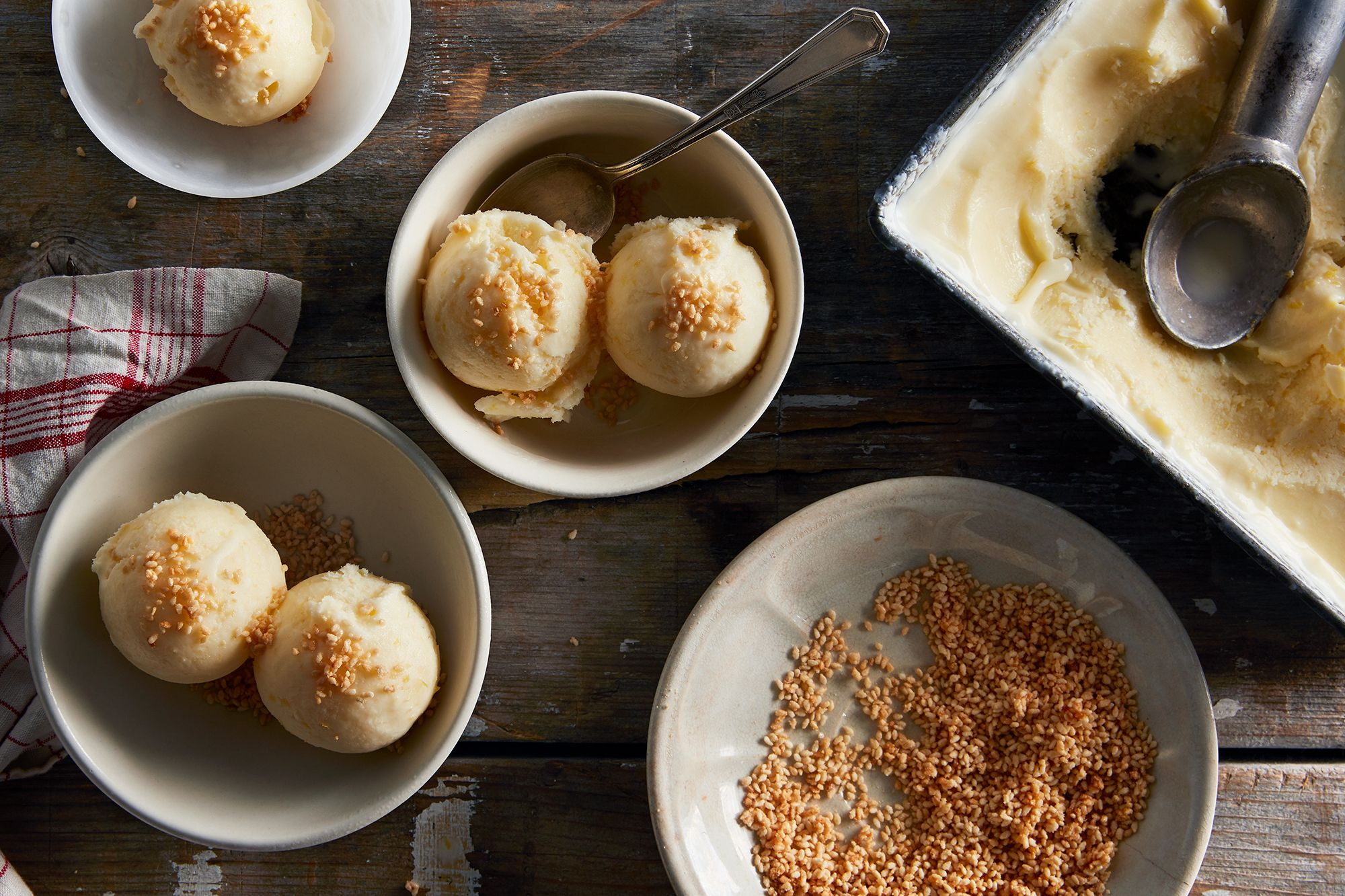 No-Cook, No-Sweat, No-Churn Lemon Ice Cream From a Southern Cooking Legend