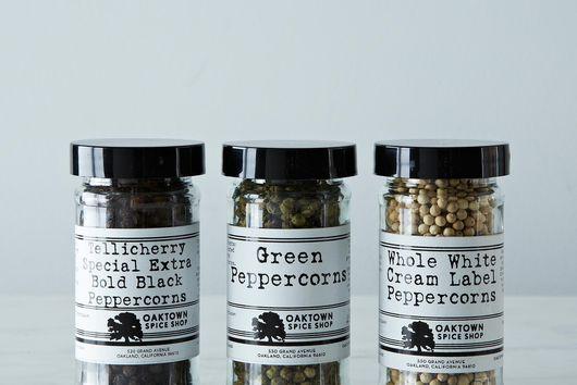 Whole Peppercorn Trio