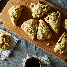 SCONES by Phoebe Chiang