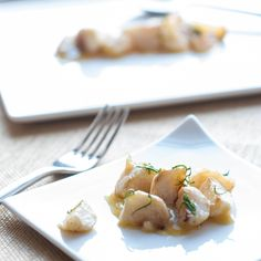 Roasted Baby Turnips with Dijon-Shallot Vinaigrette and Tarragon