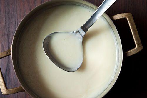 Paul Bertolli's Cauliflower Soup