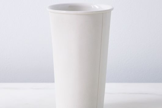 Porcelain Paper To-Go Cup