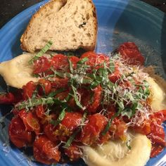 Quick Roasted Tomato Sauce