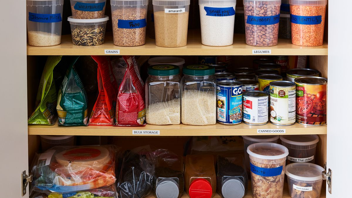 8 Diy Canned Food Storage Ideas How To Organize Canned Goods