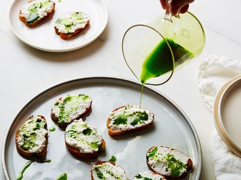 Our Test Kitchen's Favorite Way to Use Up Leftover Herbs