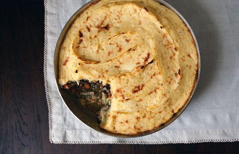 5 Vegan Casserole Essentials (+ Lentil Shepherd's Pie)