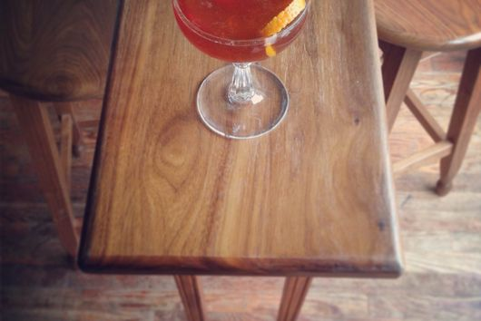 The Two-Ingredient Nardini Spritz