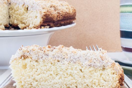 Sunday Morning Coffee Cake