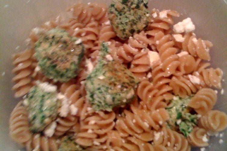 Greek Chicken Meatballs