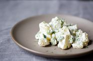Dill and Fennel Frond Potato Salad