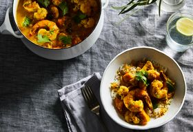 A Speedy, Simple Shrimp (Or Any Shellfish) Curry