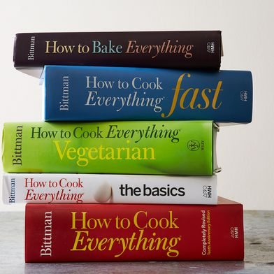How Mark Bittman Became the Man Who Cooked Everything