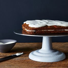 Best-of-Both-Worlds Vegan Carrot Cake