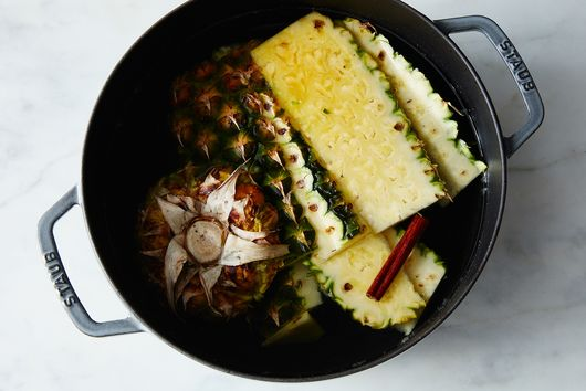 Stop Tossing Your Pineapple Peels: Turn Them Into Tea, Instead