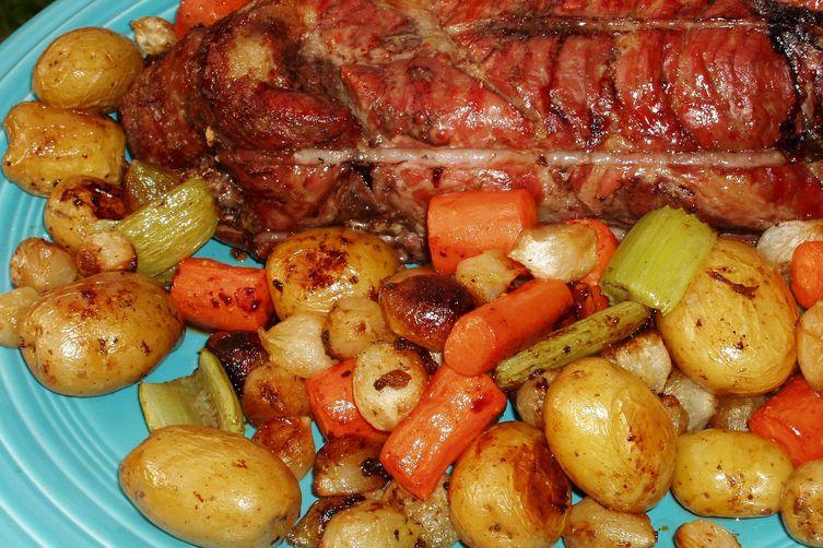how to use up roast pork