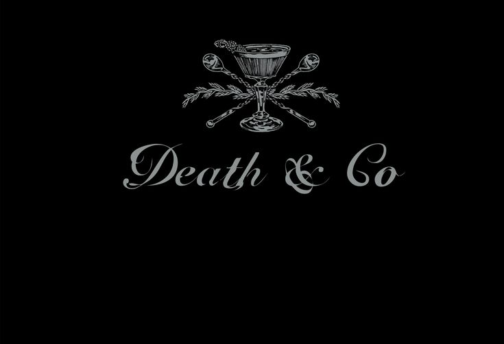 Death & Co: The Book Behind the Bar + a Giveaway!