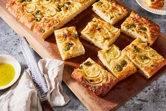 A Fun Weekend Baking Project for Focaccia Fans (& Little Hands)
