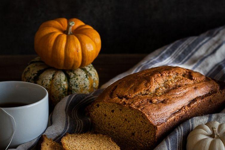 Classic Pumpkin Bread